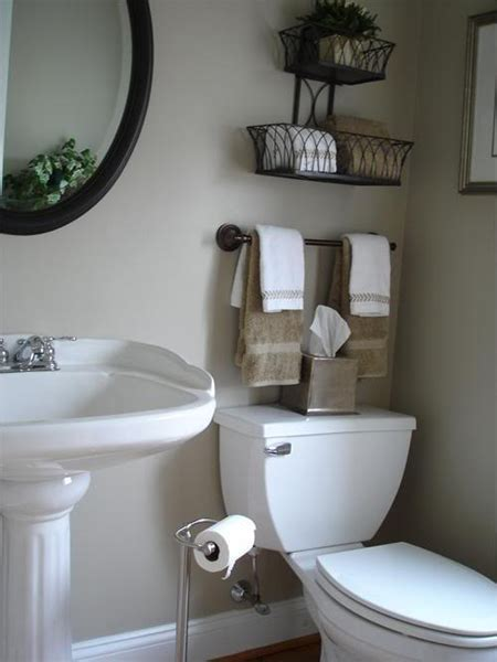 creative bathroom decorating ideas creative bathroom storage ideas shelterness decorative garden planters for towel storage neat
