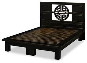 Asian Platform Bed Elmwood Yuan Yuan Platform Bed Asian Beds By China Furniture And Arts