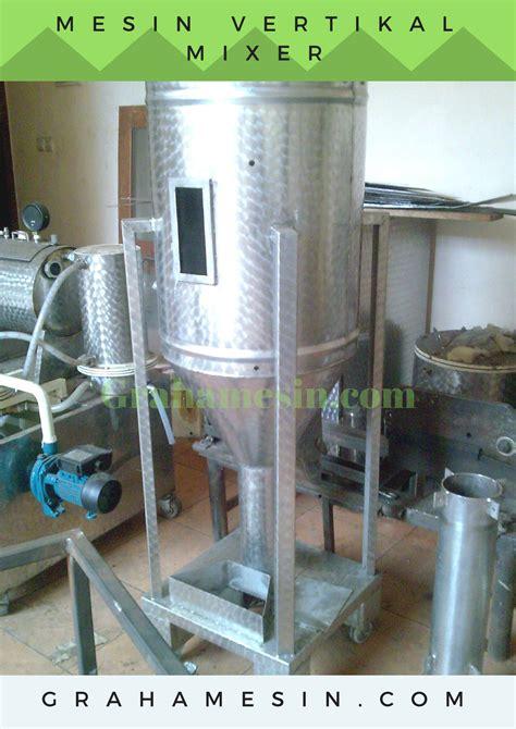 Harga Mesin Mixer Pakan Ternak mesin pengaduk vertikal pakan ternak kapasitas kecil