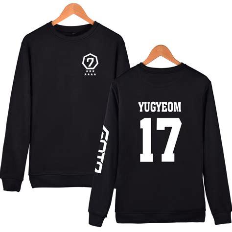 Jacket Hoodie Kpop Blackpink Chibi kpop got7 hoodies sweatshirt