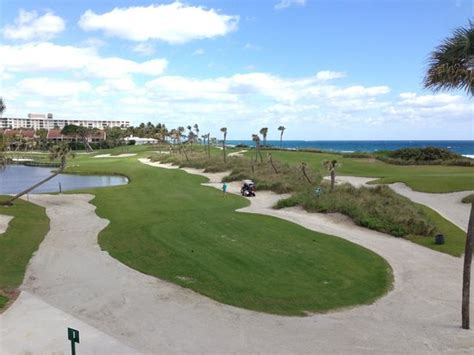 palm beach par 3 golf view from the clubhouse picture of palm beach par 3 golf