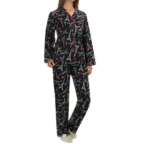 81 Set Pajamas Hk Kayanna Printed Flannel Pajama Set For 6388x