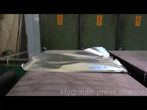 How Many Times Can You Fold A Sheet Of Paper - how many times can you fold aluminum foil with hydraulic