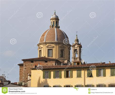 sections of italy san frediano in cestello florence stock photo image