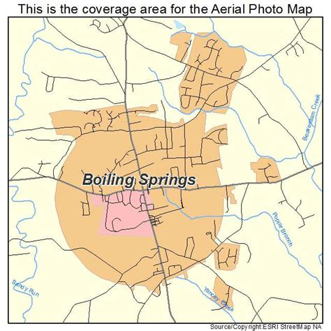 springs carolina map boiling springs nc pictures posters news and on