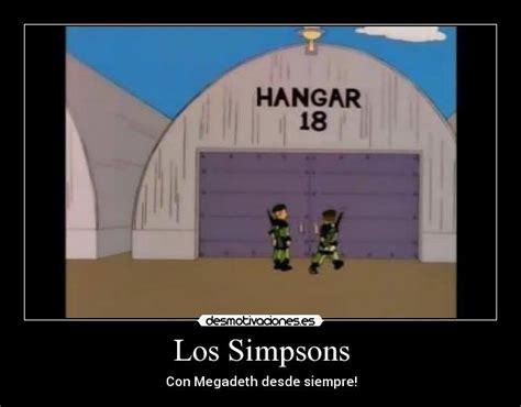 Hangar 18 Megadeth by Im 225 Genes Y Carteles De Hangar Desmotivaciones
