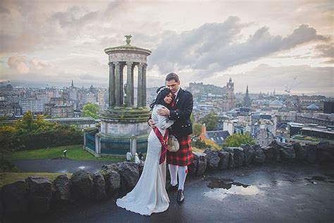 The Best Scotland Wedding Photographers in Glasgow & Edinburgh