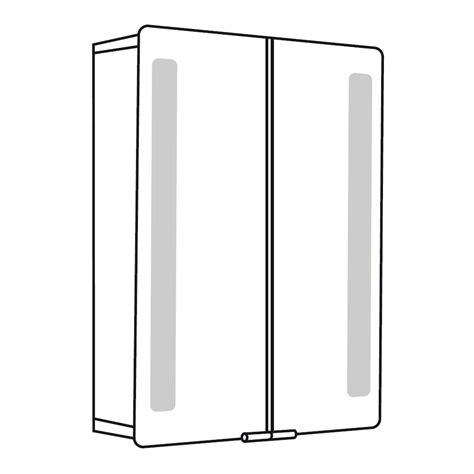 spiegelschrank prima alu 60 badezimmer spiegelschrank hsk asp softcube 600 alu korpus