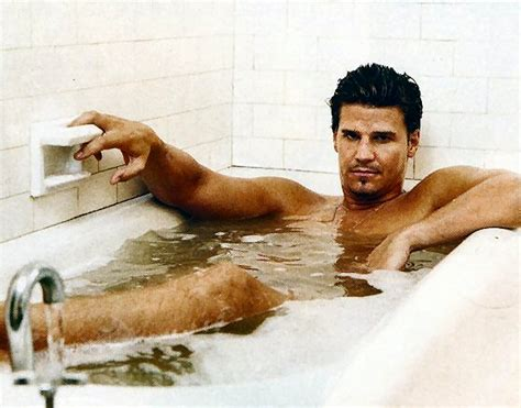 guys in bathtubs david boreanaz tattoos pictures images pics photos of his tattoos