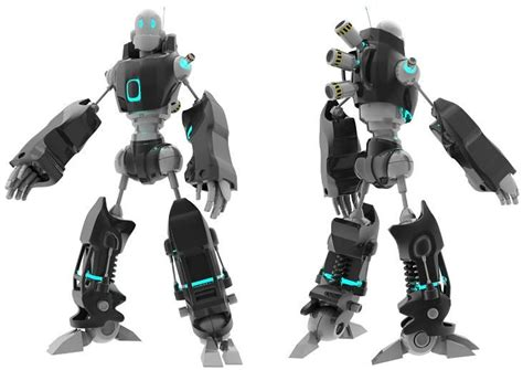 7 Awesome Robot Personalities by 37 Best Robots Images On Robotics Robots And