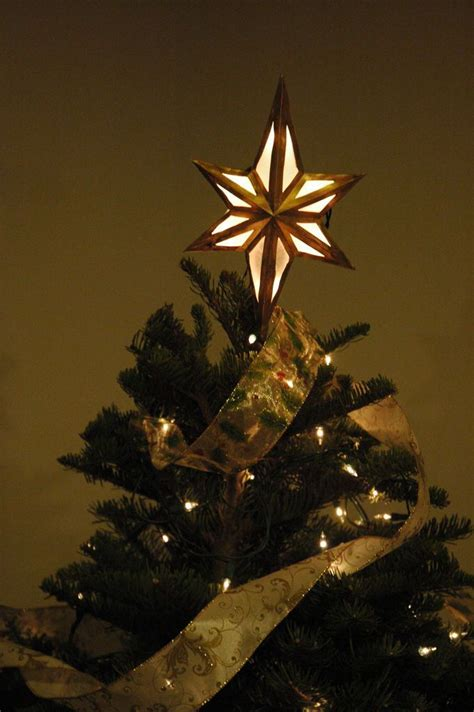 17 best ideas about diy tree topper on pinterest star