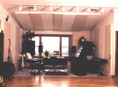 Home Studio Acoustics Design Acoustic Treatment And Design For Recording Studios And