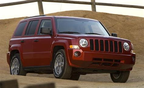2007 Jeep Patriot Car And Driver