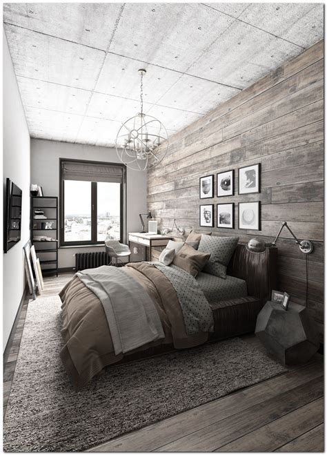 industrial bedroom industrial bedroom interior 16 the urban interior