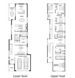 Narrow Home Floor Plans 25 Best Ideas About Narrow Lot House Plans On Narrow House Plans Retirement House