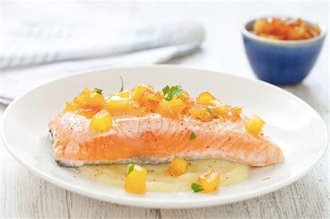 ricette di sedano rapa ricetta filetto di salmone con salsa al sidro e pur 232 di