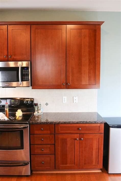 how to clean kitchen cabinets so they shine self