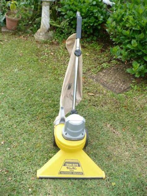 Vacuum Conditions Leaf Blowers Vacuums Trimrite Villa Vac 700 Outdoor