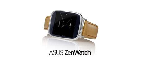 Jam Smartwatch Asus asus perkenalkan smartwatch pertamanya zenwatch