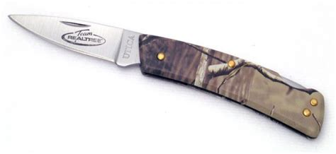 Kutmaster Realtree Ap Hd Camo Lock Knife With Sheath 91 Rt pocket and utility knives team realtree product lines kutmaster a division of utica