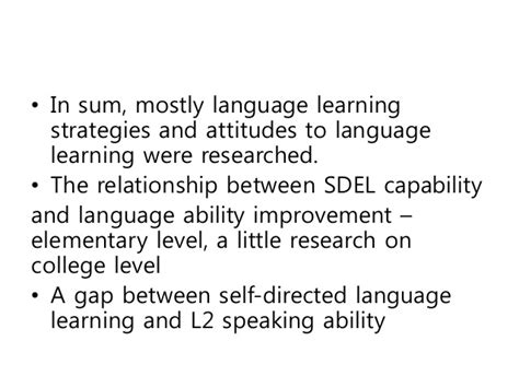 motivation language learning strategies autonomy and efl proficiency a study of libyan majors books exploring the effect of the self directed learning