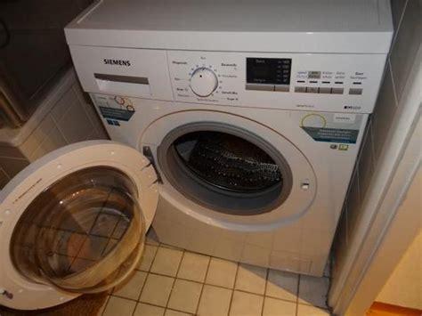aquastop siemens waschmaschine 1 jahr alte waschmaschine siemens zu verkaufen iq500