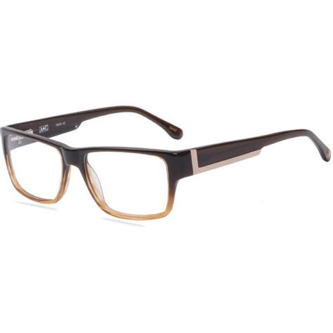 american classics s ac joplin eyeglass frames brown
