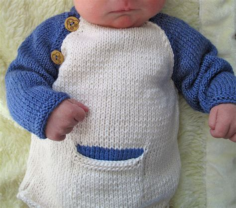knitting pattern baseball sweater easy on pullovers for babies and children knitting