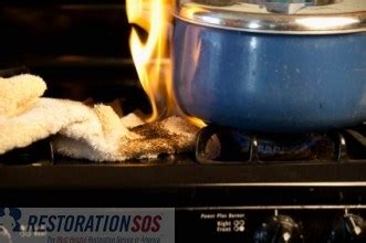 How Do Kitchen Fires Start by Learn The Common Causes Of Damage In Your Home Or