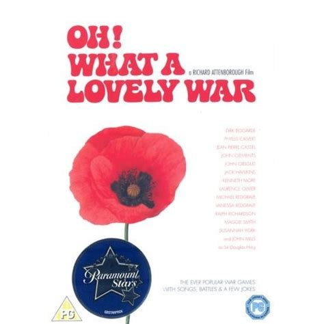 Oh Its Only A 15 Thou Cover Up by Oh What A Lovely War Dvd 1969