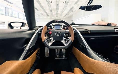 toyota ft  graphite concept car body design