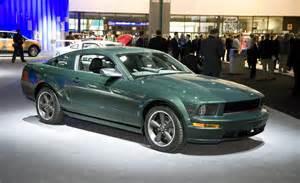 Ford Bullitt 2008 Ford Bullitt Mustang