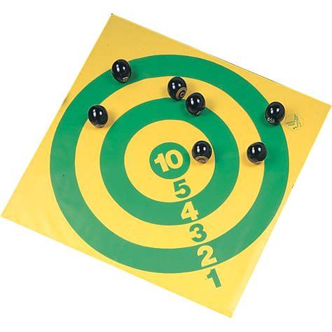 Target Mat by Play Bowls Target Mat 1 2m