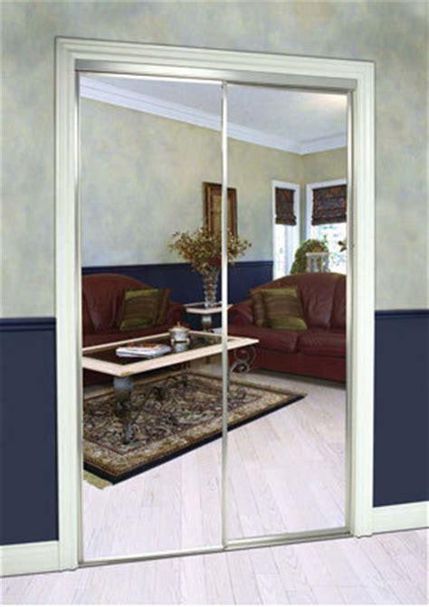 Slimfold Closet Doors by Slimfold Sliding Mirrored Doors Dunbarton Corporation