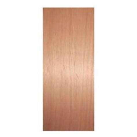 jeld wen woodgrain flush unfinished red oak single prehung home depot doors interior wood 28 images jeld wen