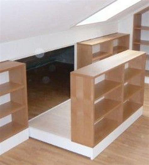 clever attic storage ideas attic storage clever storage