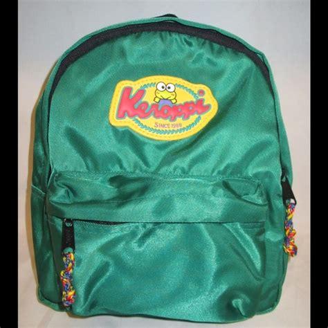 sanrio vintage sanrio keroppi backpack hello from val s closet on poshmark