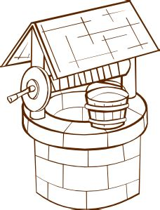 Wedding Wishing Well Clipart by Wishing Well Clip At Clker Vector Clip