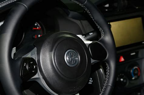 toyota steering wheel 2017 toyota 86 revealed for new york the scion fr s gets