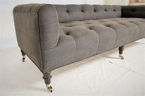 sofa on casters sofa on casters contemporary sofa fabric 3 seater on
