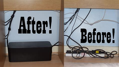 how to cable manage a desk how to cable manage like a pro tips and tricks