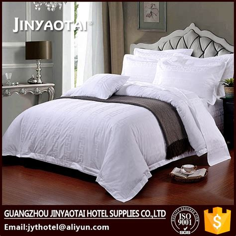 european size bed linen european style comfortable white cotton bed linen