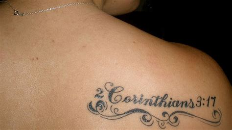 25 holy bible scripture tattoos creativefan