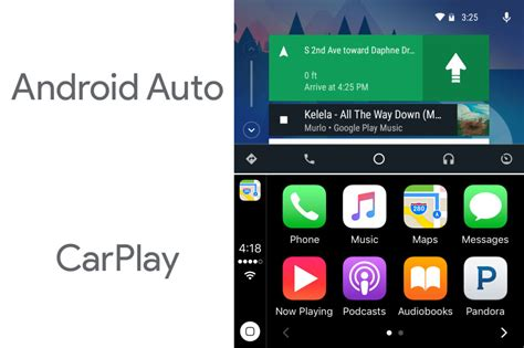 carplay android carplay vs android auto different approaches same goal ars technica uk