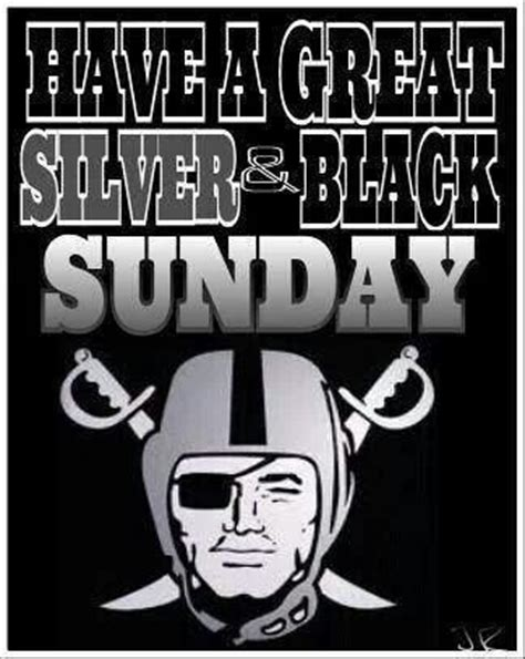 Raider Nation Memes - have a great sunday raider nation pinterest