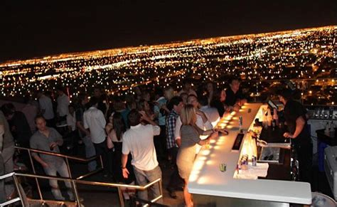 roof top bars vegas ghostbar rooftop bar in las vegas cityscape las vegas usa pinterest rooftop