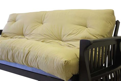 10 quot solid blown futon mattress