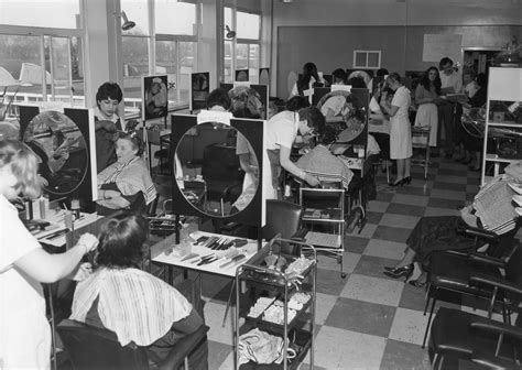 Hair Dresser Salon by Bob Renaut No 2 Tyne Wear Archives Museums