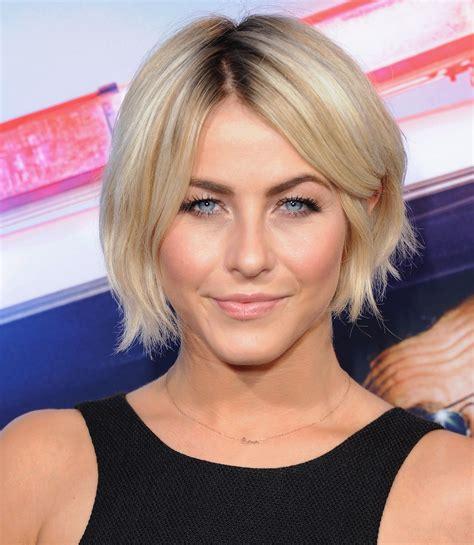 how to style hair like juliana hough julianne hough s short bob haircut would be flattering on