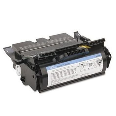 Ibm Background Check Ibm Infoprint 1352 Micr Toner Cartridge For Printing Checks 32 000 Pages